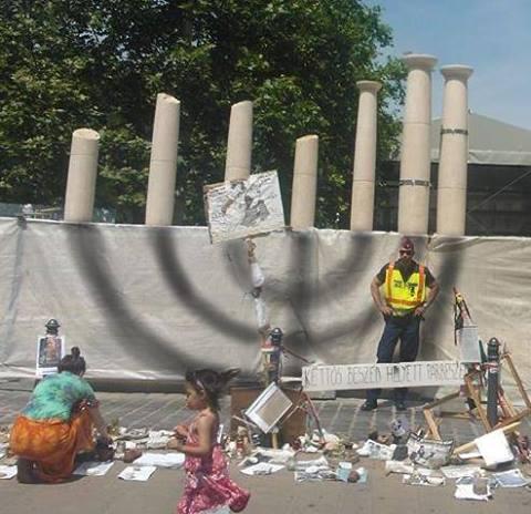 Szabadság téri emlékkiállítás
