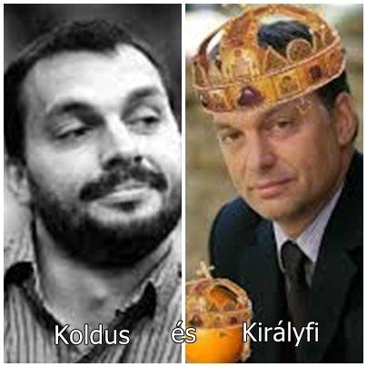 Koldus és király(fi)
