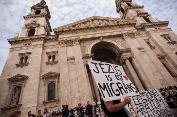 Jézus is migráns volt