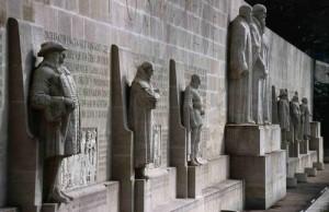 Reformáció emlékműve